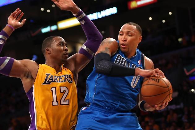 Full-Court Press: Shawn Marion out for at Least Three Games