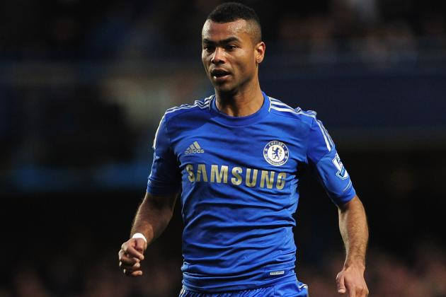 Chelsea Defender Ashley Cole out of Shakhtar Clash