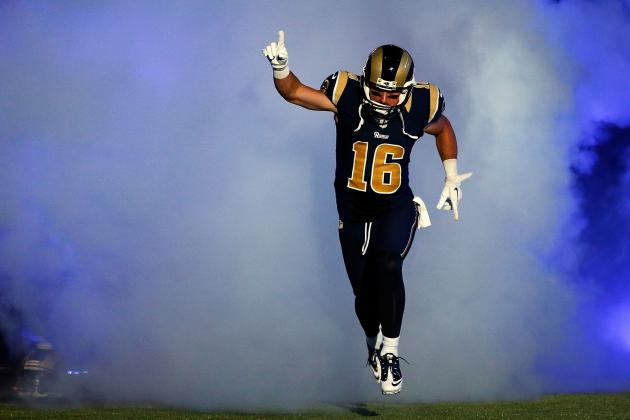 Danny Amendola: Fantasy Owners Should Keep Injured Rams WR on Bench vs. 49ers