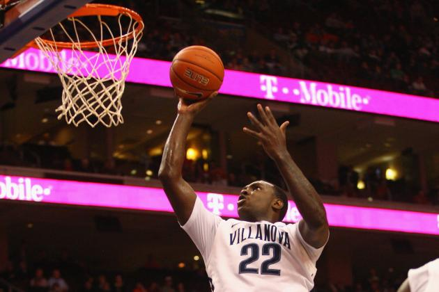Villanova's JayVaughn Pinkston Putting His Troubles Behind Him