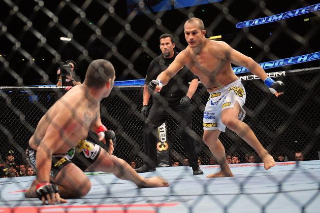 UFC 155: Cain Velasquez Says 'I've Been Waiting for Revenge' on JDS