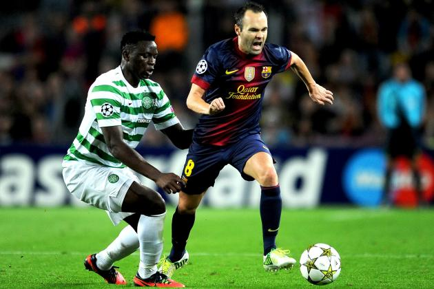 Celtic vs. Barcelona: Stars to Watch in Champions League Group G Match