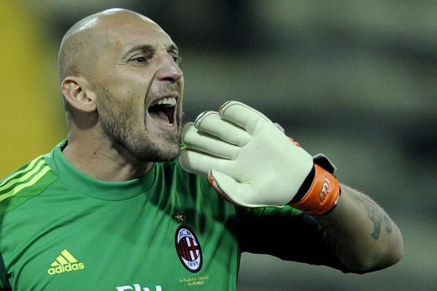 AC Milan Announce Starting XI vs. Malaga