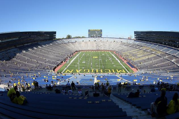 BYU to Face Michigan in the Big House in 2015