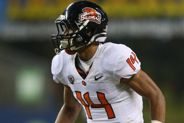 Oregon State CB on Track to Play Again After PCL Injury