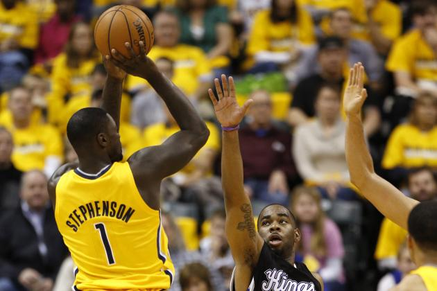 Pacers' Patience with Lance Stephenson Paying off so Far This Season