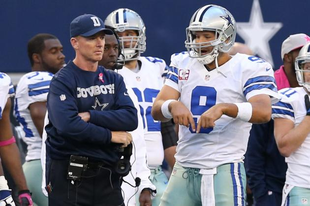 Dallas Cowboys 2012 Midseason Report: Awards & Predictions