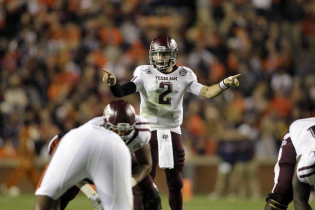 Branziel? Maybe One Day Aggies' QB Will Have His 'Flutie Flakes'
