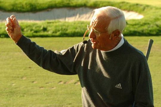 Golf Instructor Flick Dies of Cancer at Age of 82