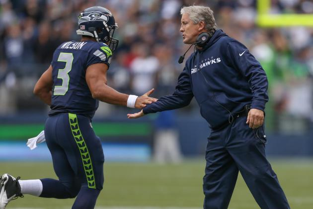 Seattle Seahawks Progress Report: Where Do Things Stand Heading into Week 10?