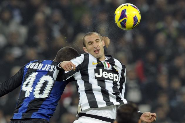 Juventus and Inter Milan Fined After Derby