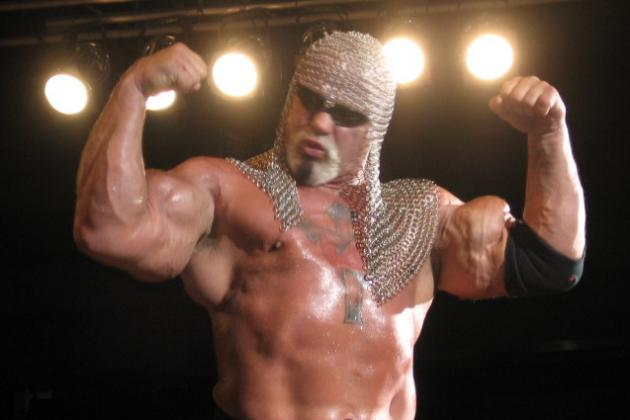 Scott Steiner Reportedly Suing TNA for Incident with Jeff Hardy