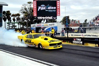 FYI WIRZ: NHRA Pro Mod Hot Rods Are Scorching for Champion Troy Coughlin
