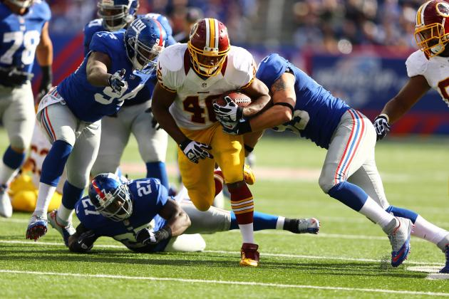 Can Alfred Morris Keep Up Record-Setting Pace?
