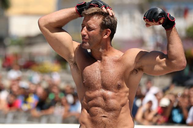 UFC News: Stephan Bonnar Suspended One Year After Second Failed Drug Test