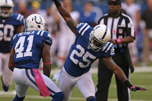 Indianapolis Colts CB Jerraud Powers out for Thursday's Game