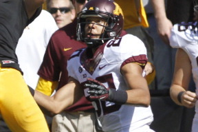 Gophers Football: A.J. Barker Needs 'Miracle' to Play Saturday