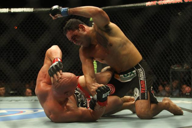 Nogueira and Werdum Name Assistant Coaches for TUF: Brazil 2