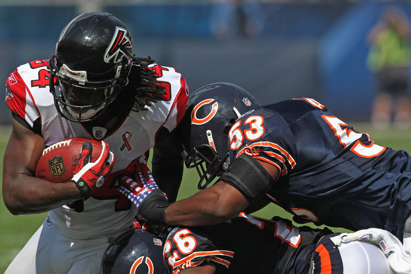 NFL Week 10: Who's the Better Team in the NFC, Atlanta Falcons or Chicago Bears?