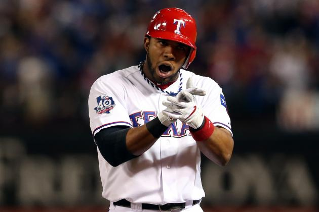 Rangers Won't Trade Andrus, Profar Unless a Team 'Blows Them Away'