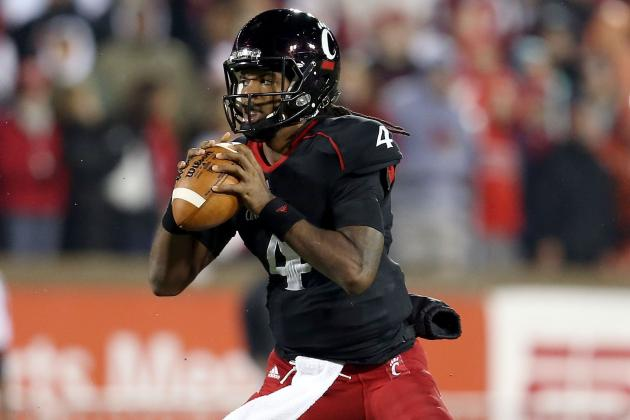 Cincinnati Opens QB Competition for Temple Game