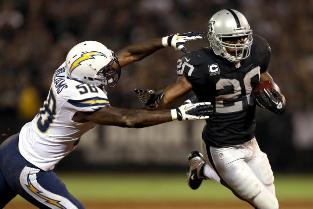 Is it Time for Fantasy Owners to Give Up on Darren McFadden?