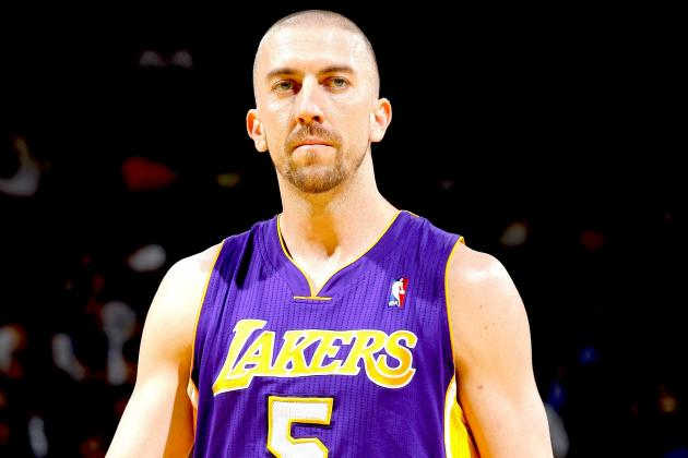 Steve Blake Fined $25,000 for Cursing at Fan