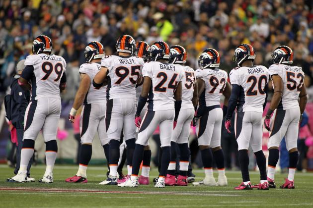 Von Miller, Champ Bailey Lead the Denver Broncos Defense