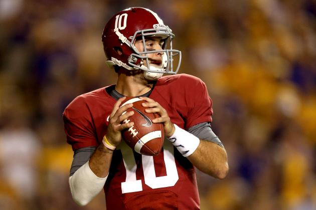College Football Predictions Week 11: Ranked Teams That Will Survive Tough Tests