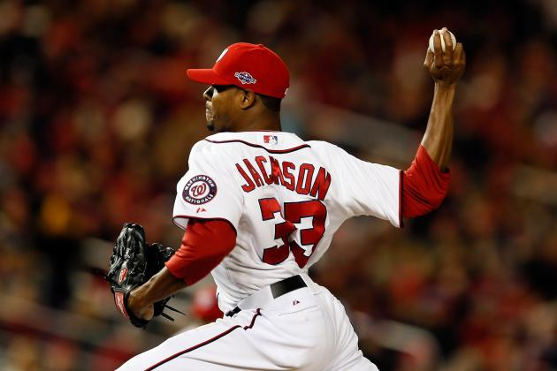 Jackson Hasn't 'Closed the Doors' on a Return to Nats