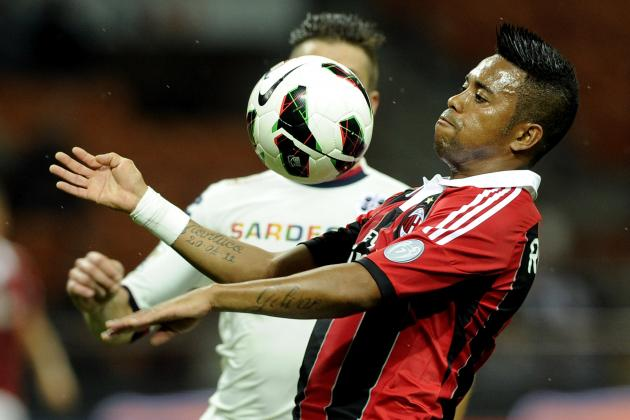 AC Milan Insist Robinho Is Not Moving