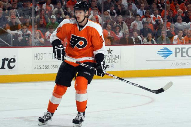 Philadelphia Flyers: Should Young Stars Be Worried About Sophomore Slumps?