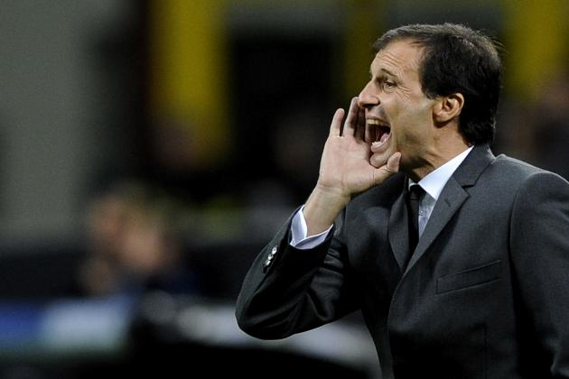 Allegri Urges AC Milan Fans to Give Him Time