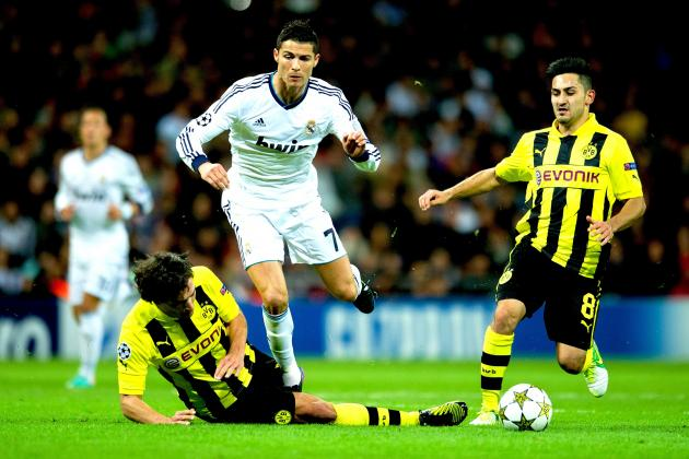 Real Madrid vs. Borussia Dortmund: Score, Analysis and Grades