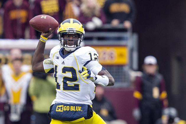 Michigan Football: Why Devin Gardner Is Really the QB Al Borges Always Wanted