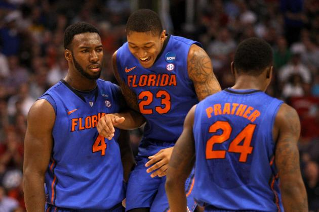 Prather to Miss UF's Season Opener