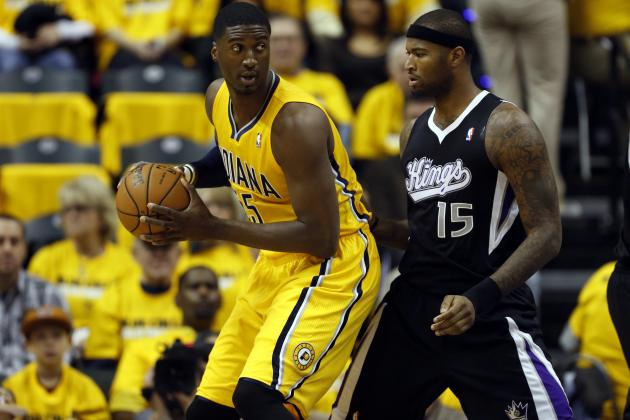 Why Indiana Pacers Will Only Go as Far as Roy Hibbert Takes Them
