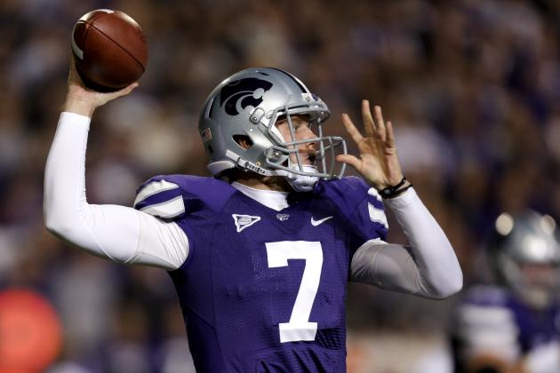 K-State's Snyder Expects Klein to Play Against TCU
