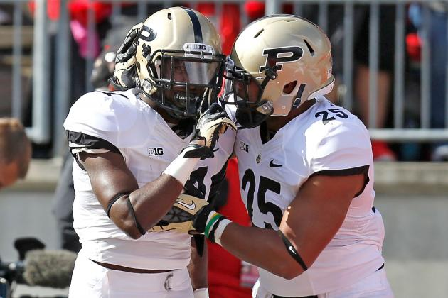 Grading the Boilermakers Against Penn State