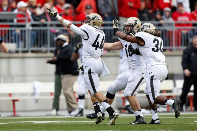 Boilers Must Win Out to Make Bowl