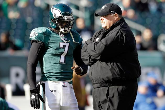 Philadelphia Eagles 2012 Midseason Report: Awards & Predictions