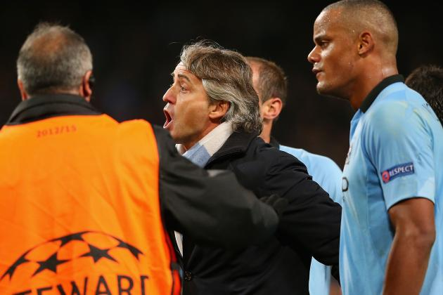 Mancini: 'We Scored 3 Goals'