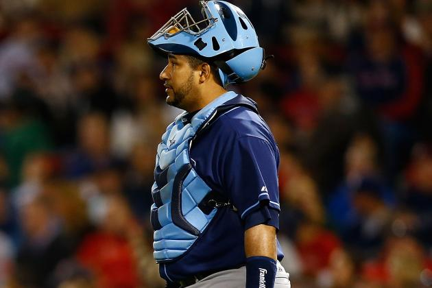 Wilson names Molina Rays' top defensive player