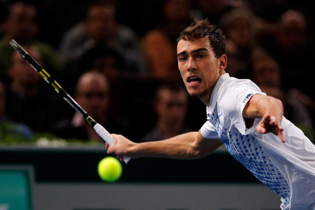 Jerzy Janowicz: Meet Mystery Player Who Beat Andy Murray at the Paris Masters