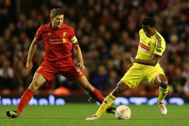 Anzhi Makhachkala vs. Liverpool: Keys to Victory for Each Team