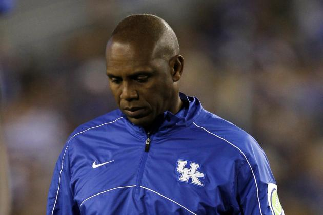 Kentucky's Joker Phillips Says He Will Coach Last Two Games for the Players