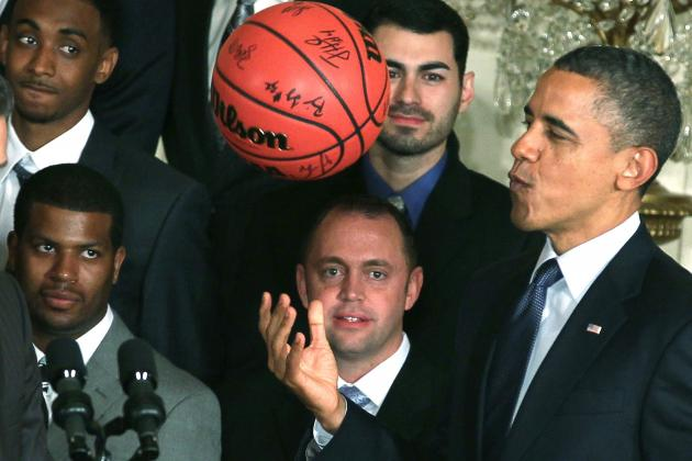Obama, Pippen Ball on Election Day