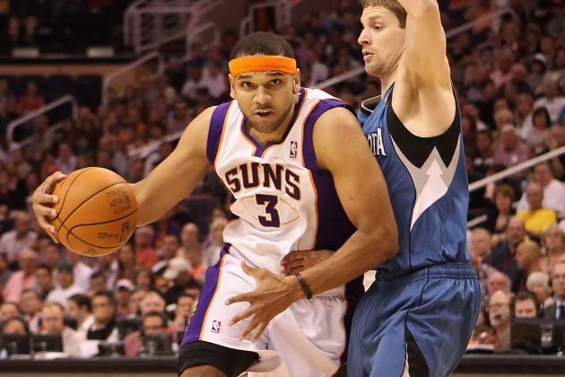 Phoenix Suns' Jared Dudley Must Improve on Shots