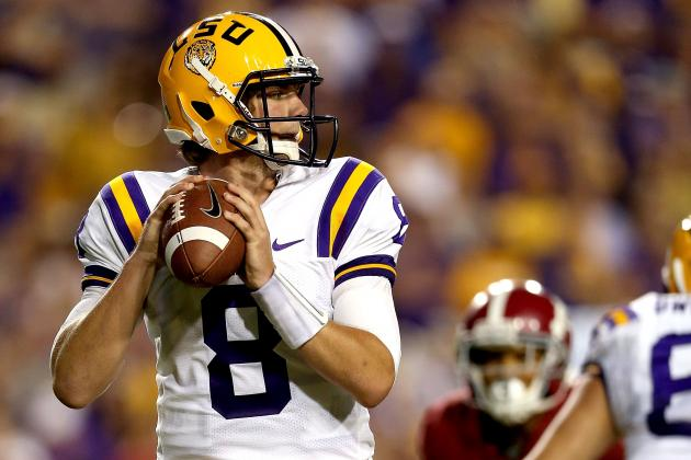LSU Football: How Zach Mettenberger Is Finally Living Up to the Hype