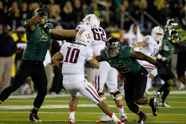 Pac-12 Football: Oregon Ducks Will Race to BCS Title Despite Defensive Woes